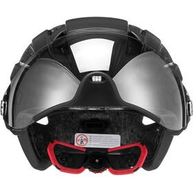 UVEX Finale Visor Cykelhjelm, black matt